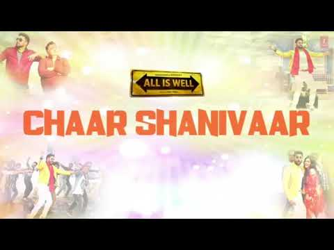 ●||LYRICS OF CHAAR SHANIWAAR||●||BY LYRICAL SONGS||●||