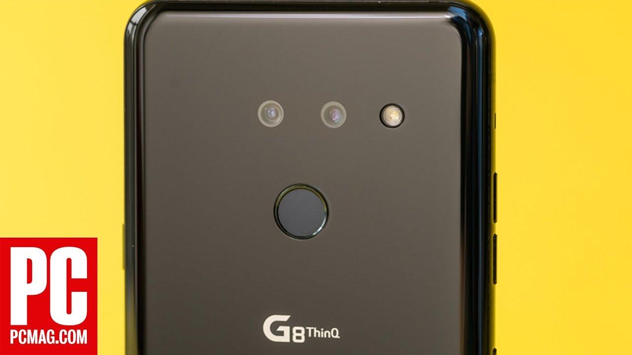LG G8 ThinQ Overlook