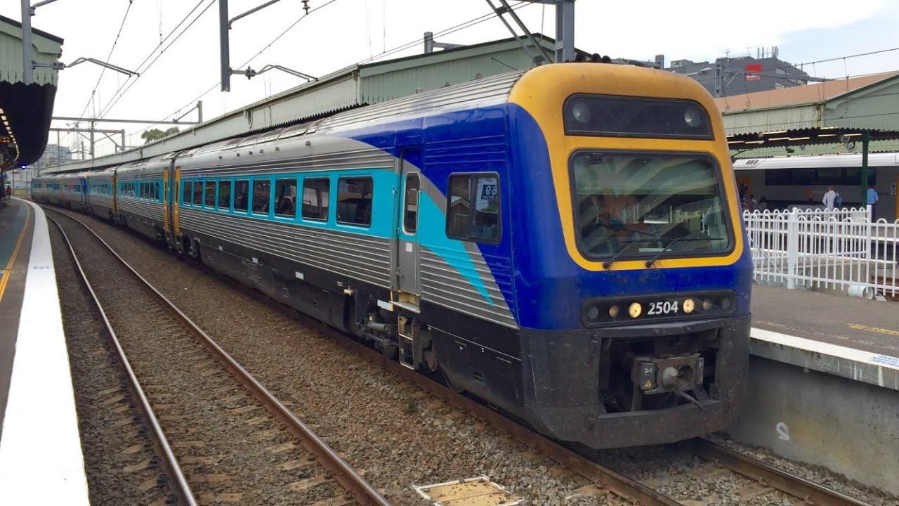 sydney trains vlog 5960x - photo#9