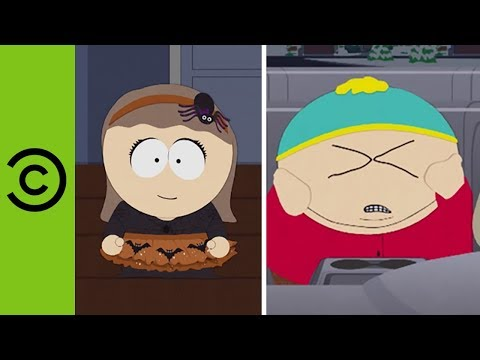 Cartman's Delayed Date To The Pumpkin Patch | South Park