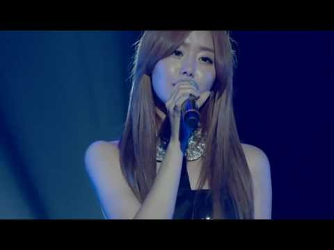 120308 시크릿 Secret Color of Love live (Japan Tour)