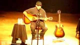 Aaron Lewis of Staind Sings Rainbow Connection