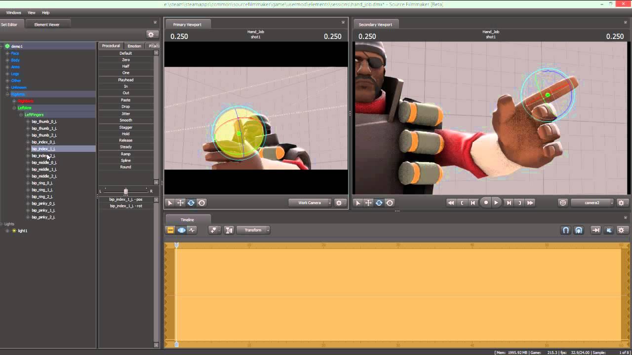 Sfm tutorial fingerbending via local rotation youtube sfm tutorial fingerbending via local rotation baditri Gallery