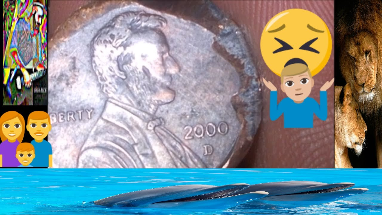 The Accidental Millionaire 20.6   2000 D Cent     Ejection Issue PMD! SMD!!!