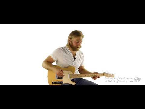 3 Basic Country Guitar Rhythms - Full Lesson