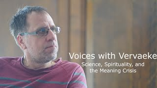 Heidegger, science, tech & spirituality with Johannes Niederhauser - Voices with Vervaeke