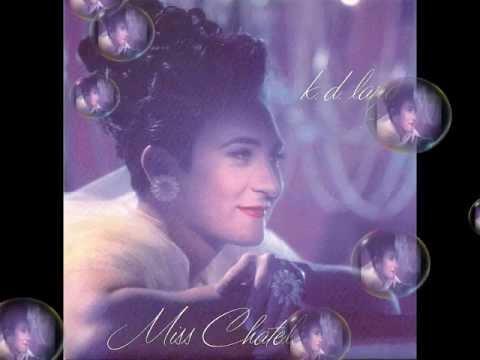 k.d. Lang *** Miss Chatelaine