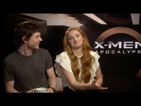 Who Makes James McAvoy's Pussy Pop? Sophie Turner Wants To Know