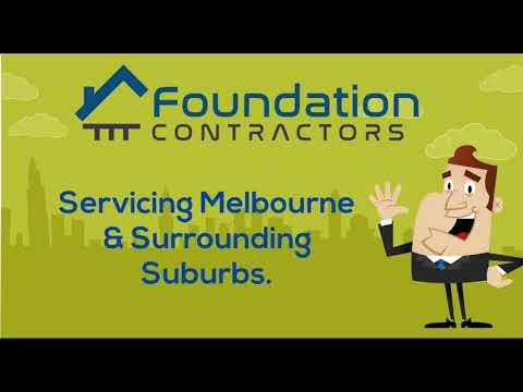 Restumping Melbourne | Underpinning Melbourne | Call Us On 03 9069 9706