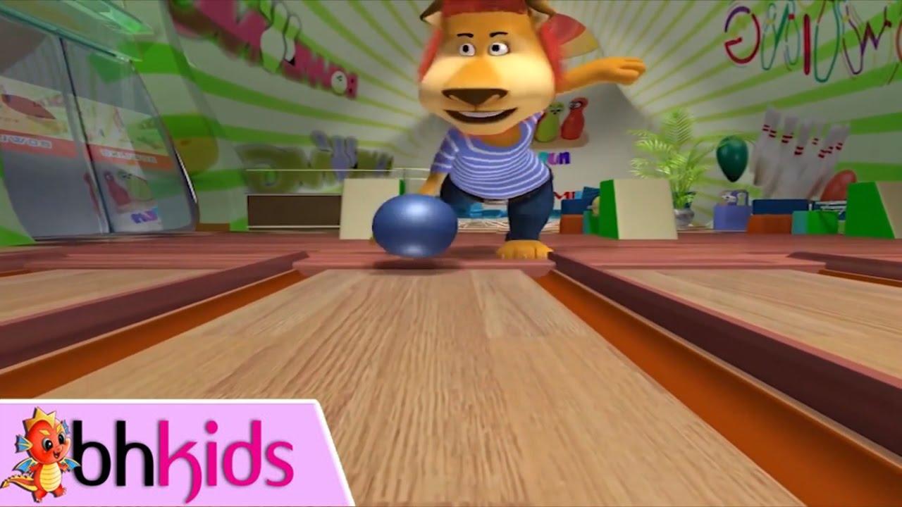 Chơi Bowling Đẳng Cấp   Phim hoạt hình hay 2017