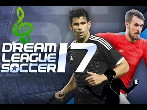 DREAM LEAGUE SOCCER 2017(DLS17)  Soundtrack #1 | MUSIC: 'VROL'  BY SUNSET SONS