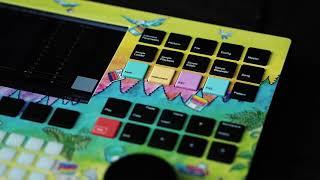 Polyend Tracker AE Legowelt - THEHAGUEGABBER 92