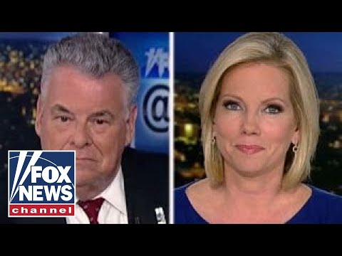 Rep. Peter King reacts to Trump's discussion of MS-13 gang
