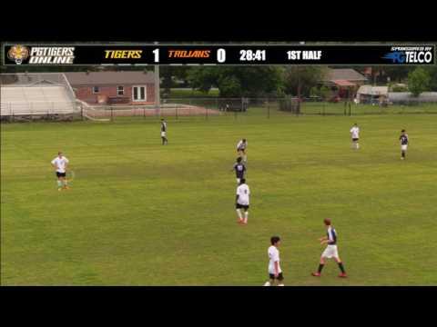 2016-2017 Prairie Grove vs Subiaco Academy Boys Soccer