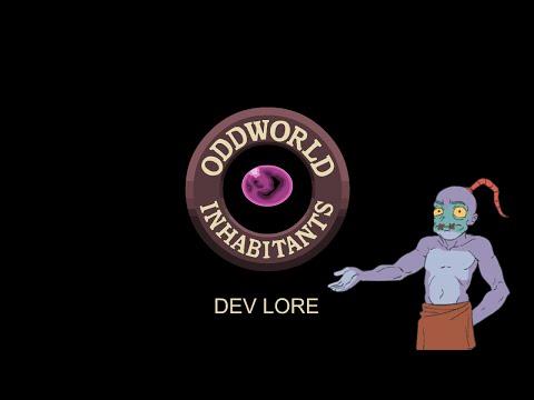 LORE - Oddworld Dev Lore In A Minute!