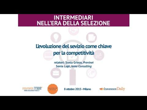 """""""Intermediari nell'era della selezione"""" Milano 8.10.2015"""