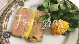 버터처럼 살살 녹는 푸아그라 만들기 & 프렌치 …