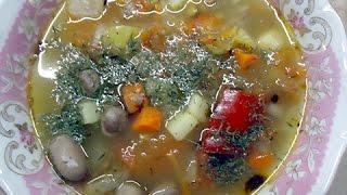 Как приготовить суп Суп из куриных сердечек