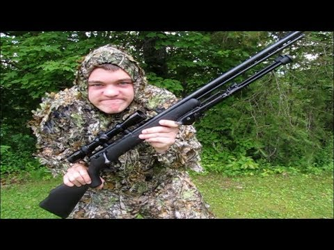 Sniper Status??? - Ghillie Suit Hunting