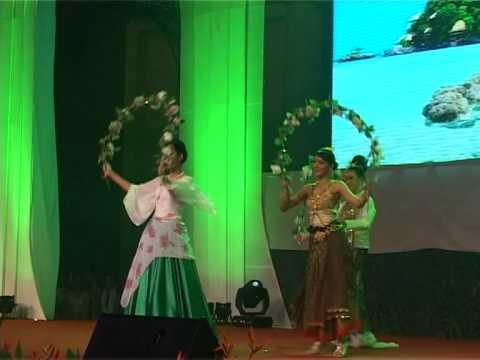 ชุดการแสดงทางวัฒนธรรมอาเซี่ยน 10 ประเทศ