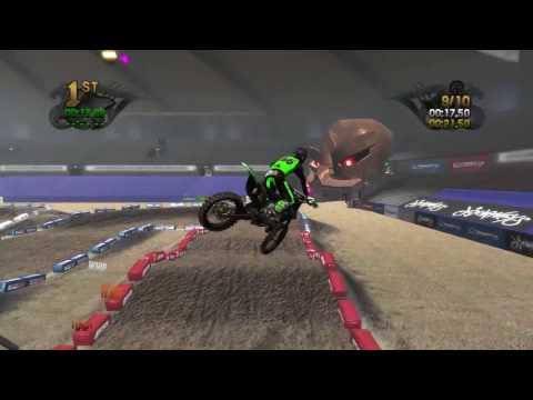MX VS ATV Reflex Really fun arenacross track - Arena21 AX