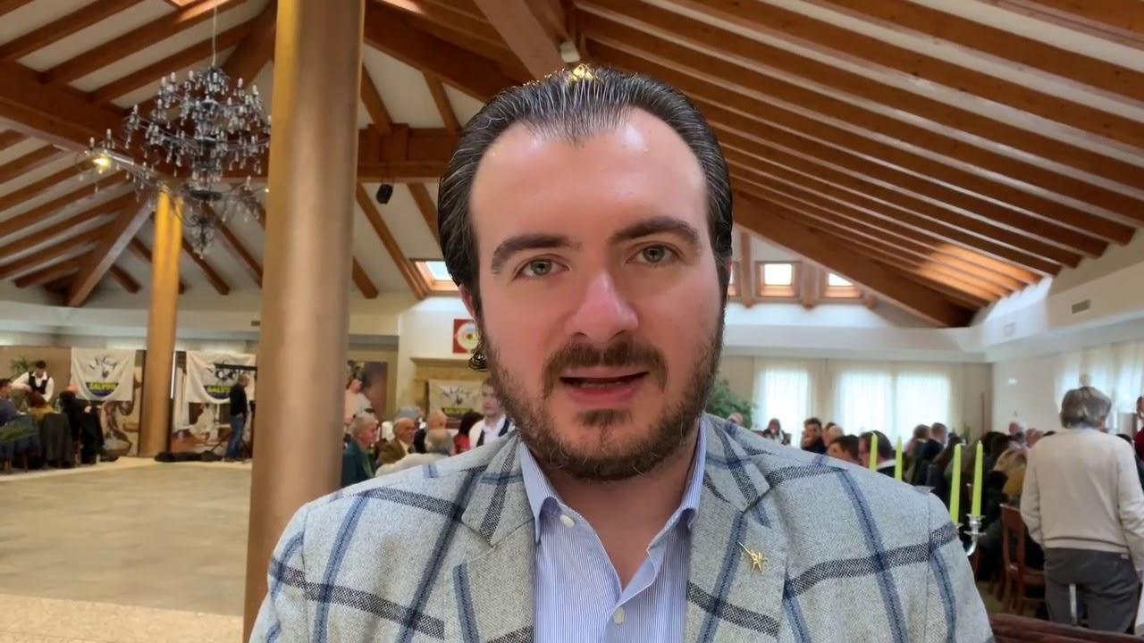 Riccardo Molinari - Festa Lega Vco 2018