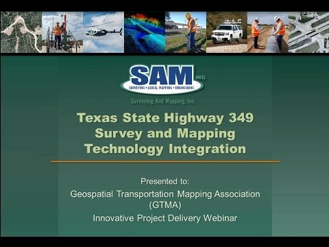 GTMA Presents  Innovative Project Delivery -- 3D Imaging and Design Build
