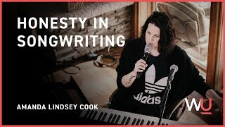 Honesty In Songwriting - Amanda Lindsey Cook | Songwriting Retreat 2019