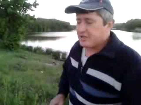 рыбак рассказывает про зажигалку