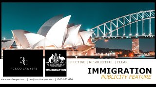 RC & CO LAWYERS | Immigration Law Services