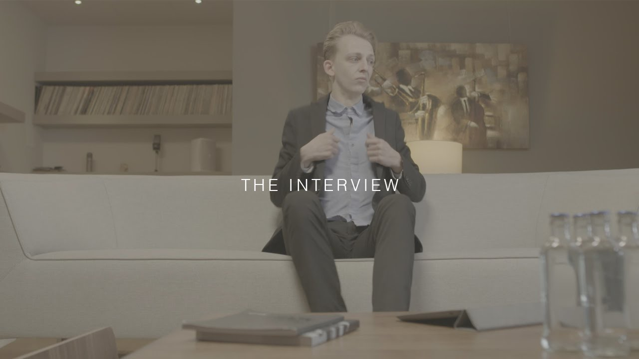 The interview - AUDAC Touch™
