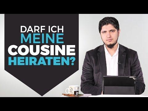 Darf ich meine Cousine heiraten?  |  1 Frage - 1 Antwort