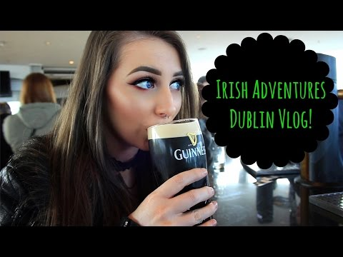 Irish Adventures | Dublin Travel Vlog | Eimear McElheron