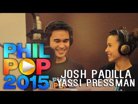 Edge of the World — Josh Padilla and Yassi Pressman (Official Lyric Video) | Philpop 2015
