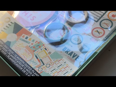 3 99 Michaels Happy Planner Teacher\Student Kits
