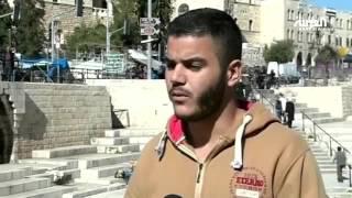 باب العامود في القدس خط تماس بين الموت والحياة