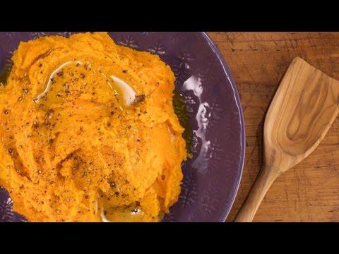 Sunny Anderson's Roasted Sweet Potato Mash