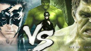 Hulk 3 Vs Krrish 4(THE ULTIMATE BATTLE 3D )