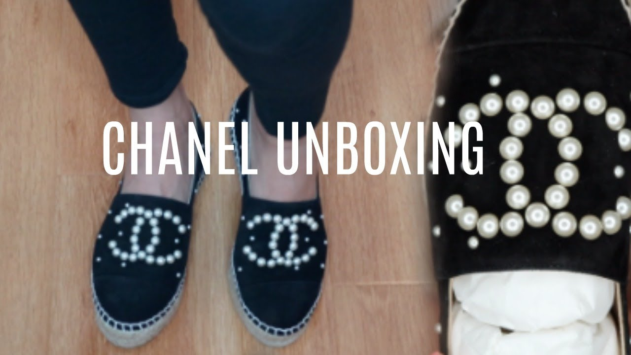 UNBOXING Chanel Cruise Fall 2017
