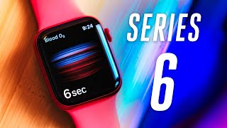 Apple Watch Series 6 review: a minute update