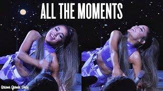 Download lagu Ariana Grande - ALL THE MOMENTS First Leg (Fails, Emotional...) [Sweetener / Thank U Next Tour]