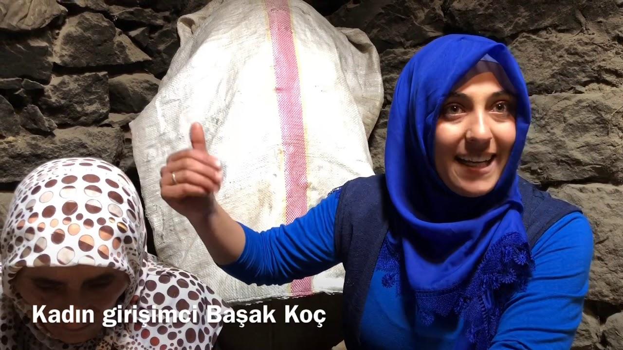 Merkez Haberleri: Toprağın Sultanlarından Tandırda Kaz Günü 13