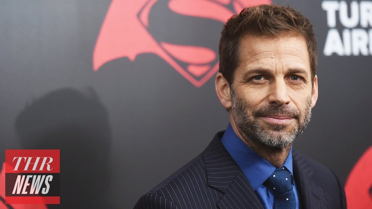 Zack Snyder Heading to TV With New Norse Mythology Anime Series | THR News