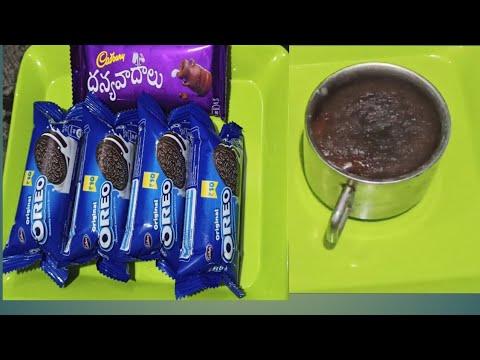 OREO Dairy Milk Cup Cakes Recipe || Oreo with Chocolate ...