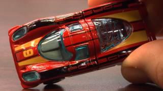CGR Garage - PORSCHE 917 Hot Wheels review