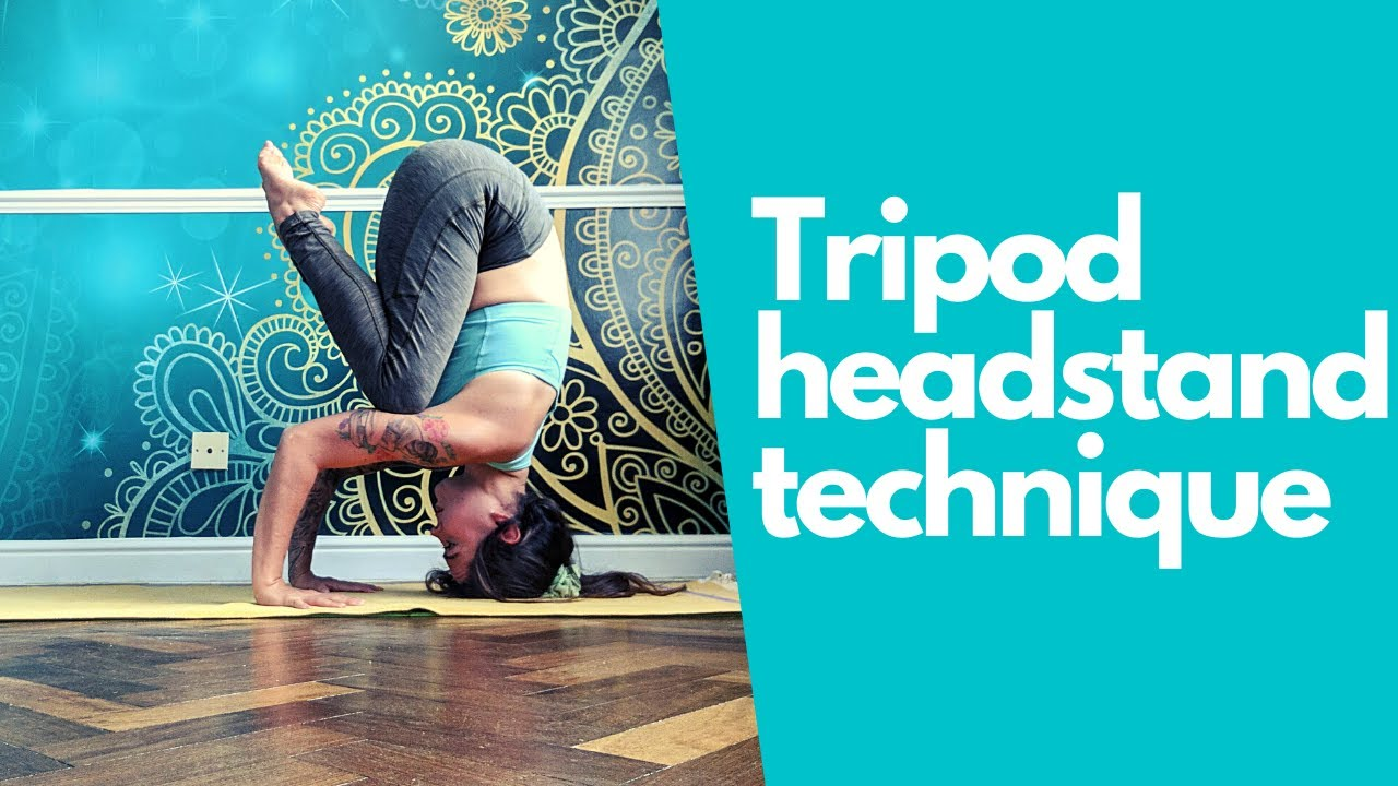 Baby Tripod Headstand | 60 Minute Class | Ashleigh Mayes ...