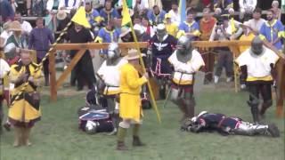 Battle of the Nations 2014 (5х5). Россия vs США
