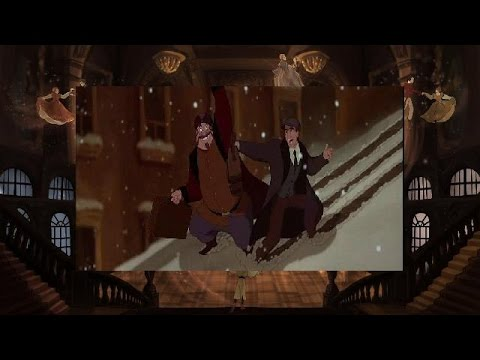Anastasia - Rumor in St. Petersburg English (Lyrics) (BluRay HD)