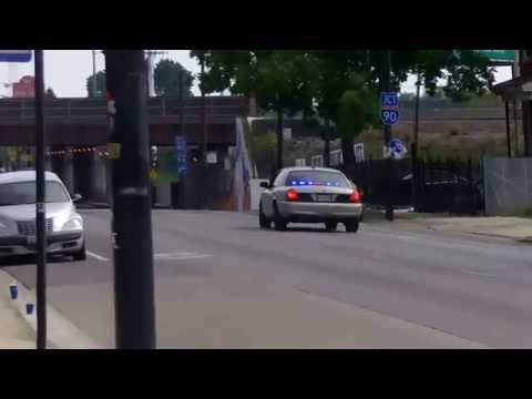 Chicago Police Department: Unmarked Responding [5/26/14]