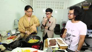 VRZO HUNGRY - EP.14 Kebab ใครจะแดก? [by Block & Burn]